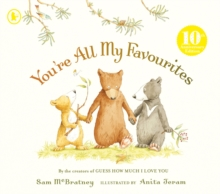 You're All My Favourites, Paperback Book