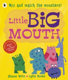 Little Big Mouth, Paperback Book