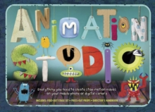 Animation Studio, Hardback Book