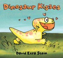 Dinosaur Kisses, Hardback Book