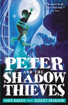 Peter and the shadow thieves, Paperback Book