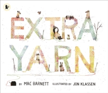 Extra Yarn, Paperback Book