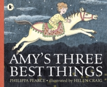 Amy's Three Best Things, Paperback Book