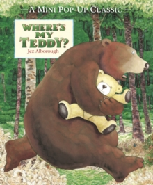 Where's My Teddy?, Hardback Book