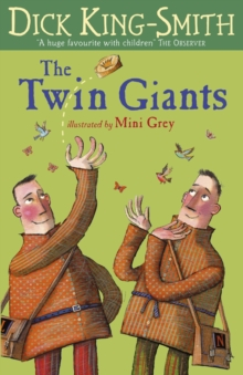 The Twin Giants, Paperback Book