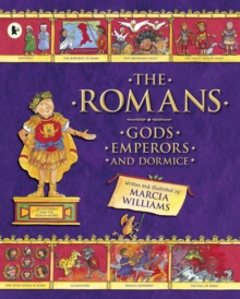 The Romans: Gods, Emperors and Dormice, Paperback Book