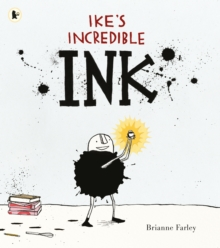Ike's Incredible Ink, Paperback Book