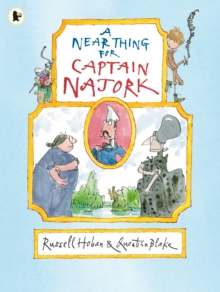A Near Thing for Captain Najork, Paperback Book