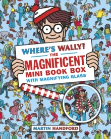 Where's Wally? The Magnificent Mini Book Box, Mixed media product Book