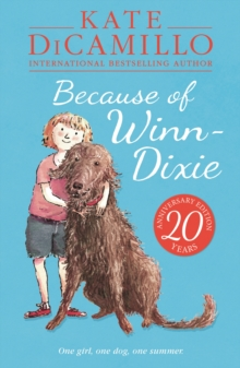 Because of Winn-Dixie, Paperback / softback Book