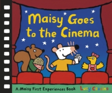 Maisy Goes to the Cinema, Paperback Book