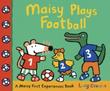 Maisy Plays Football, Paperback Book
