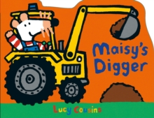Maisy's Digger, Board book Book