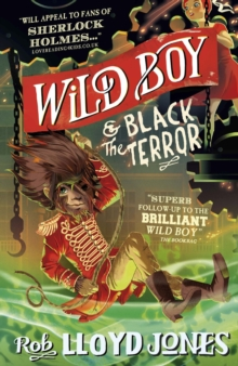 Wild Boy and the Black Terror, Paperback Book