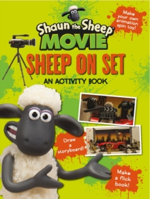 Shaun the Sheep Movie - Sheep on Set Activity Book, Paperback / softback Book