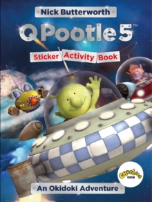 Q Pootle 5: An Okidoki Adventure Sticker Activity Book, Paperback Book