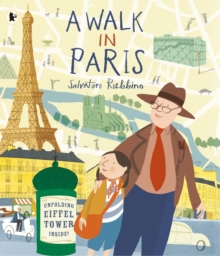 A Walk in Paris, Paperback Book
