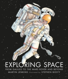 Exploring Space : From Galileo to the Mars Rover and Beyond, Hardback Book