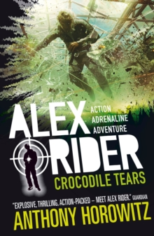Crocodile Tears, Paperback Book