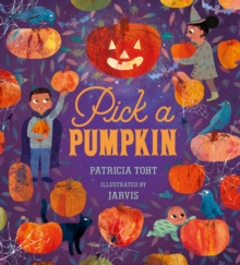 Pick a Pumpkin, Hardback Book