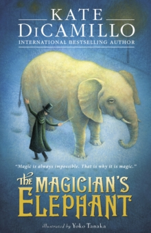 The Magician's Elephant, Paperback Book