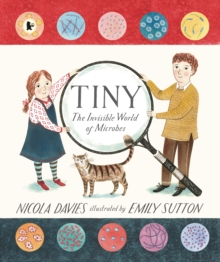 Tiny : The Invisible World of Microbes, Paperback Book