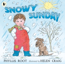 Snowy Sunday, Paperback Book