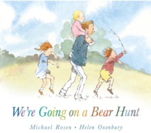 We're Going on a Bear Hunt, Board book Book