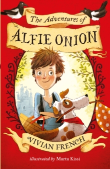 The Adventures of Alfie Onion, Paperback Book