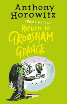 Return to Groosham Grange, Paperback Book