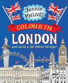 Colour In London, Paperback Book