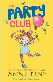 The Party Club, Paperback Book