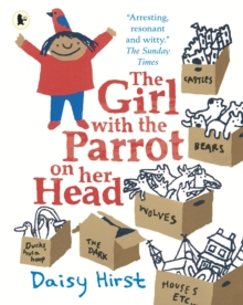 The Girl with the Parrot on Her Head, Paperback Book