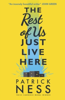 The Rest of Us Just Live Here, Paperback Book