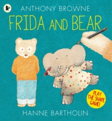 Frida and Bear, Paperback Book