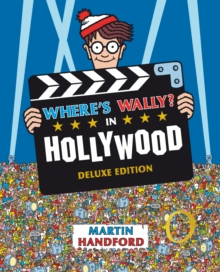 Where's Wally? in Hollywood, Hardback Book
