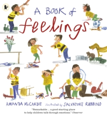 A Book of Feelings, Paperback Book