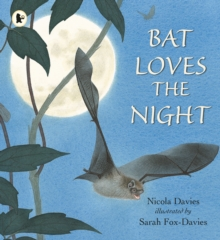 Bat Loves the Night, Paperback Book