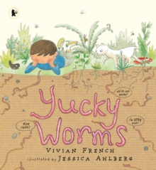 Yucky Worms, Paperback / softback Book