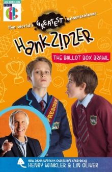 Hank Zipzer: The Ballot Box Brawl, Paperback Book