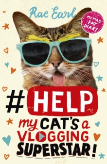 #Help: My Cat's a Vlogging Superstar!, Paperback / softback Book