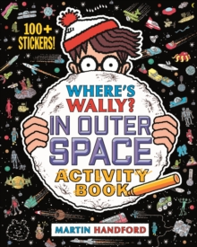 Where's Wally? In Outer Space : Activity Book, Paperback Book