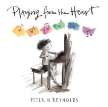 Playing from the Heart, Hardback Book