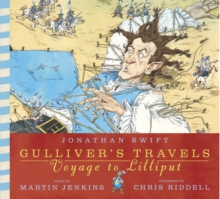 Gulliver's Travels: Voyage to Lilliput, Paperback / softback Book