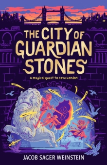 The City of Guardian Stones, Paperback / softback Book