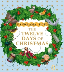 The Twelve Days of Christmas: Panorama Pops, Hardback Book