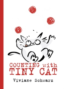 Counting with Tiny Cat, Hardback Book