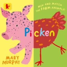 Picken : Mix and Match the Farm Animals!, Board book Book