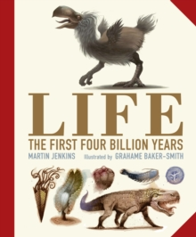 Life: The First Four Billion Years, Hardback Book