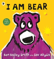 I Am Bear, Paperback Book